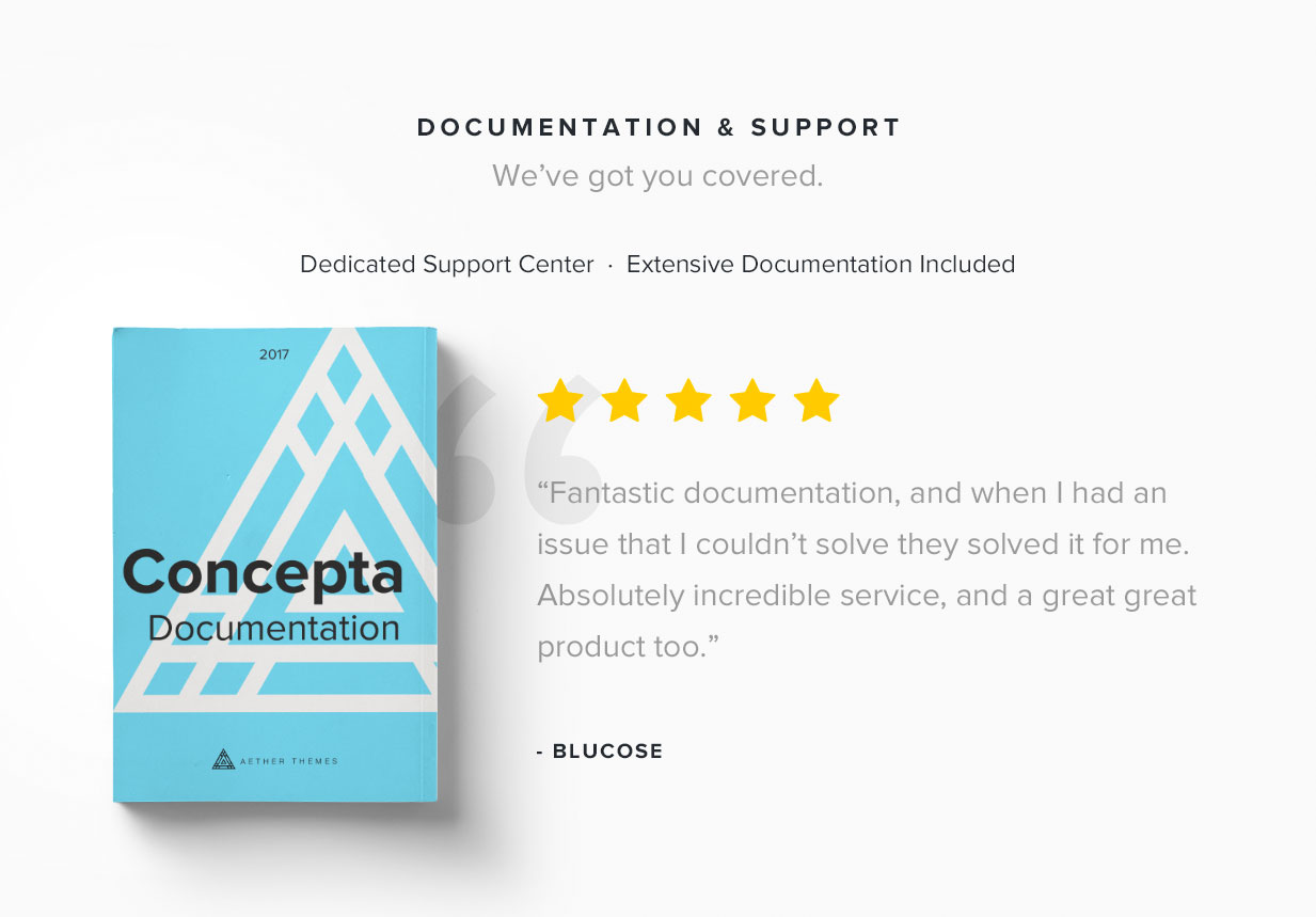 Concepta - SaaS, Software, WebApp & Services Template - 3
